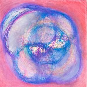 the-hidden-connection - Felt Pen on Canvas by Matt Swift